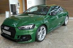 RS5 Sportsback made at Ingolstadt Factory