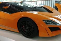 Audi Hybrid Supercar