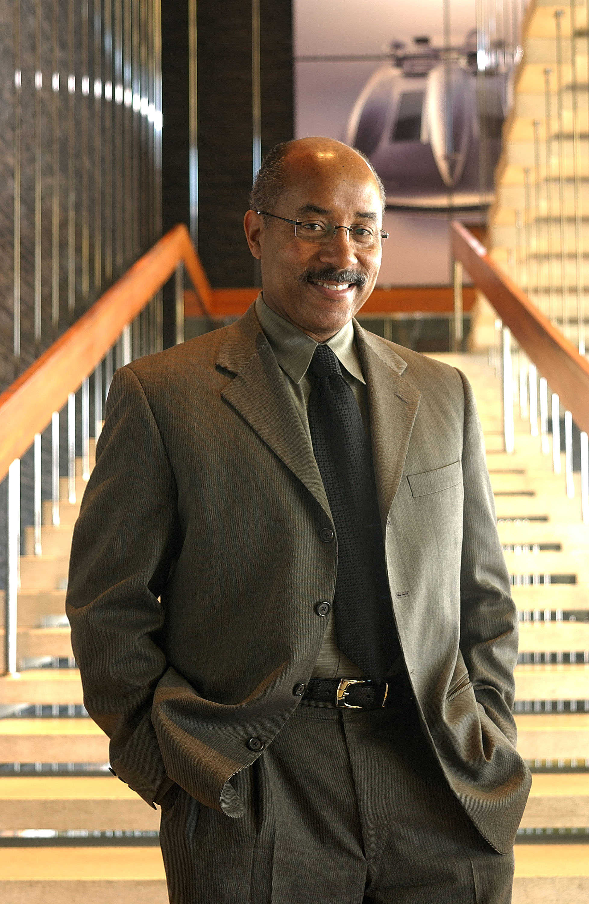 Ed Welburn, Vice President, Global Design