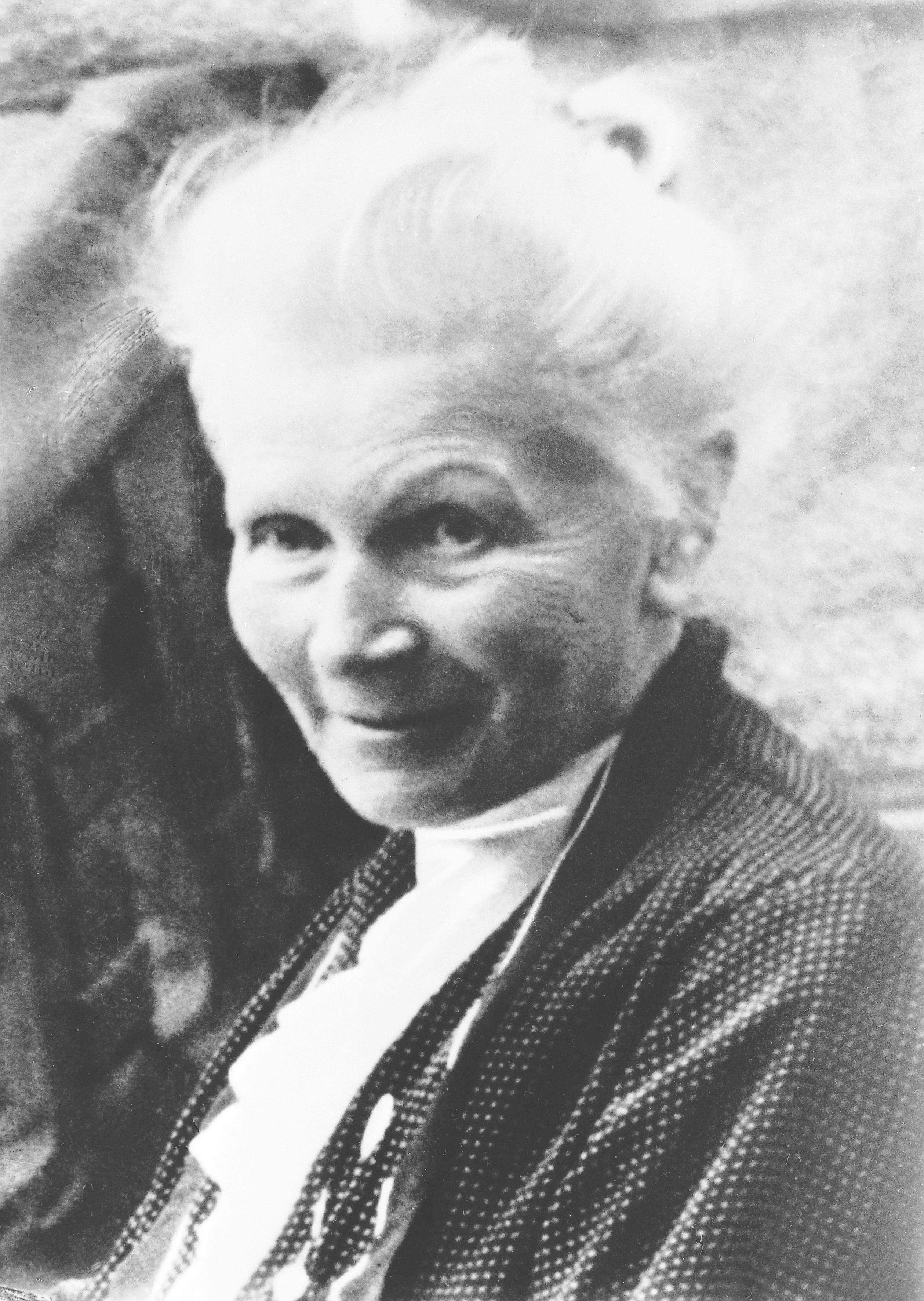 Bertha Benz Age 94