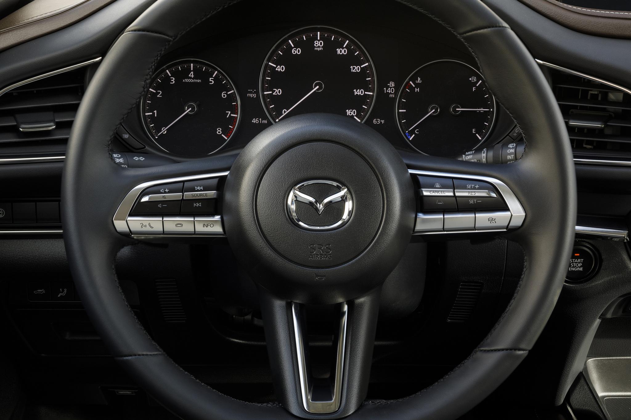 2020_Mazda_CX-30_Interior_27